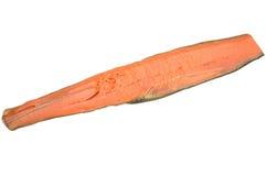 курят красный цвет части рыб, котор Стоковая Фотография