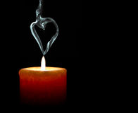 Куря сердце Стоковые Фотографии RF