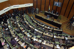 курдский парламент Стоковые Изображения RF