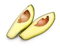 Куски авокадоа Стоковое Изображение
