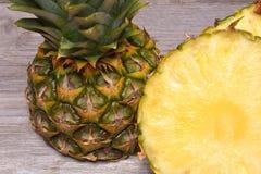 Куски ананаса Стоковые Изображения RF