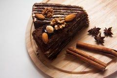 Куски пирожного Стоковое фото RF