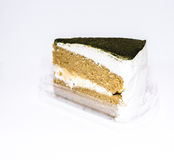 Куски пустыни торта Стоковая Фотография RF