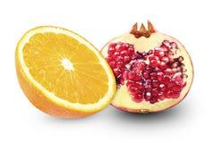 Куски плодоовощ Стоковое фото RF