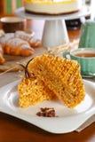 Куски торта Стоковые Фотографии RF