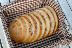 Куски хлеба Стоковое Фото