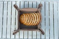 Куски хлеба Стоковые Изображения RF
