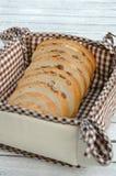Куски хлеба Стоковые Фотографии RF