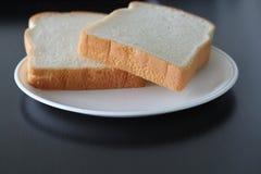 Куски хлеба Стоковая Фотография