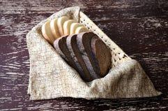 Куски хлеба Стоковое фото RF