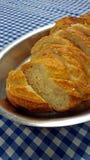 Куски хлеба Стоковые Фото