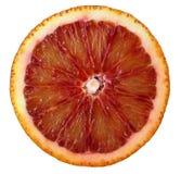 Кусок апельсина крови Стоковое Изображение RF