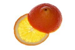 Кусок апельсина Стоковая Фотография RF
