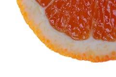 Кусок апельсина Стоковое Фото