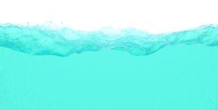 Кусок воды Стоковое фото RF