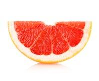 Кусок грейпфрута Стоковое фото RF