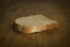 Кусок здравицы хлеба Стоковые Фотографии RF