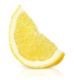 Кусок лимона Стоковые Фото