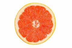 Кусок красного грейпфрута Стоковые Фото