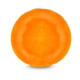 Кусок моркови Стоковое Фото
