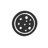 Кусок пиццы pepperoni, Стоковое Изображение RF