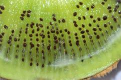 Кусок плодоовощ кивиа как предпосылка Стоковое Фото