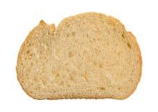 Кусок свеже испеченного домодельного белого хлеба Стоковая Фотография