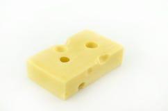Кусок сыра Стоковая Фотография RF