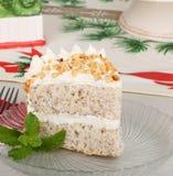 Кусок торта Стоковое Изображение RF
