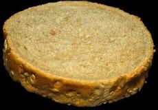 Кусок хлеба вс-зерна стоковая фотография rf