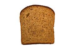 Кусок хлеба рож картошки, осмотренный сверху Стоковое Изображение RF