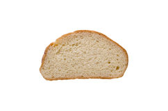 Кусок хлеба хлебца Стоковое Изображение