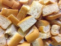 Кусок хлебов Стоковая Фотография RF
