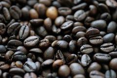 кухни кофе фасолей предпосылки текстура красивейшей родственная конец вверх стоковое фото