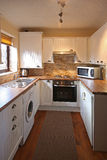 кухня Великобритания Стоковые Фотографии RF