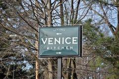 Кухня Венеции, Мемфис, TN стоковые фотографии rf