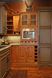 кухня высококачественная стоковые фотографии rf