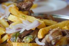 Кухня Греции стоковое изображение rf