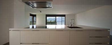 кухня детали самомоднейшая Стоковые Изображения RF
