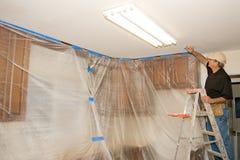 кухня домашнего улучшения remodel Стоковая Фотография