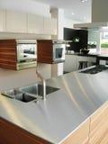 кухня дома Стоковые Фото