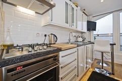 кухня завтрака штанги Стоковые Фотографии RF