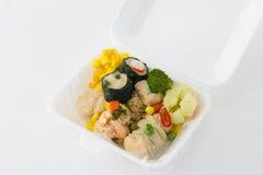 Кухня китайца тусклой суммы Стоковое Изображение