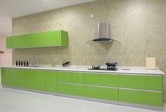 кухня конструкции Стоковые Фотографии RF