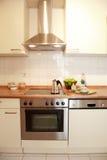 кухня новая Стоковые Фото