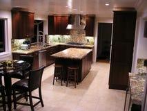 кухня новая Стоковое Изображение