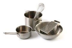 кухня оборудования стоковое изображение rf