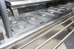 кухня оборудования Стоковые Фото