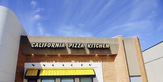 Кухня пиццы Калифорнии, Сент-Луис, Миссури Стоковые Фотографии RF