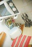 кухня приборов Стоковая Фотография